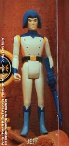 Panosh Place 1986 Toy Fair Catalog - Page 28 (Voltron Jeff action figure)