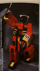 Panosh Place 1986 Toy Fair Catalog - Page 34 (Voltron Coffin of Deception Robeast Synestro)