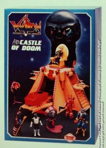 Panosh Place 1986 Toy Fair Catalog - Page 39 (Voltron Castle of Doom box)