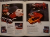 Panosh Place 1986 Toy Fair Catalog - Pages 36 and 37 (Voltron Skull Tank, Robeast Coffins)