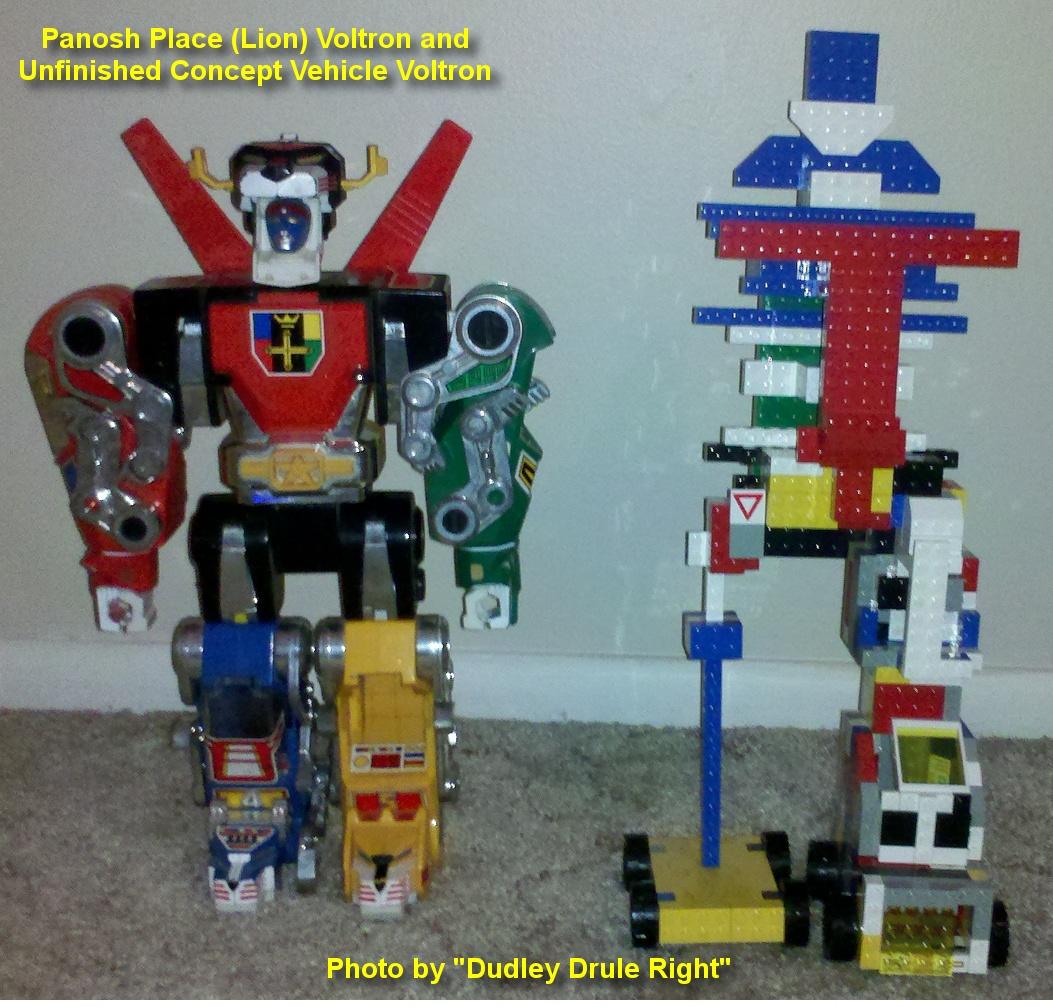 Voltron Vehicle Toys 81